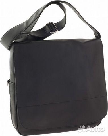 24ec187666d8 Новая фирменная кожаная мужская сумка Tuscans купить в Москве на ...