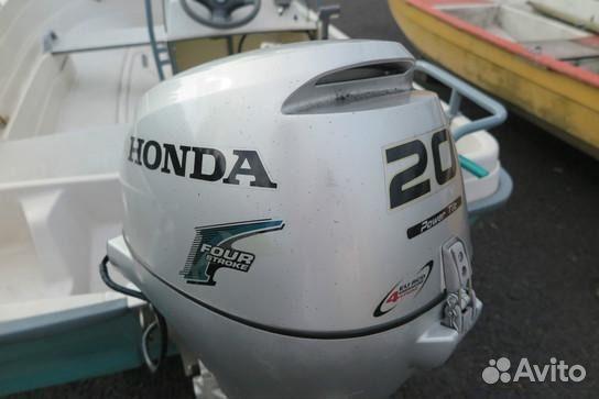 подвесные моторы хонда в ростове