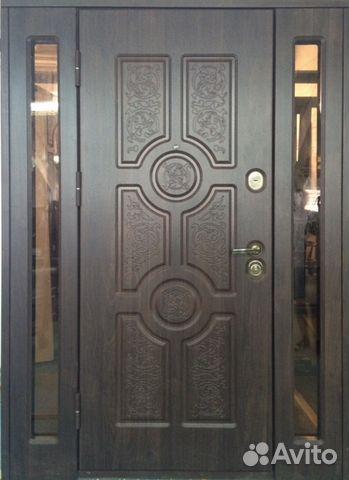 двери стальные 1400 мм х 2050 мм