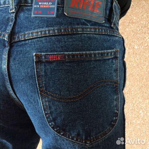 Классические джинсы rifle купить в Омской области на Avito ... 231af9635d9a0