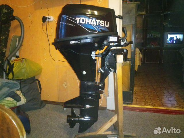 лодочный мотор тохатсу 9.8 санкт-петербург
