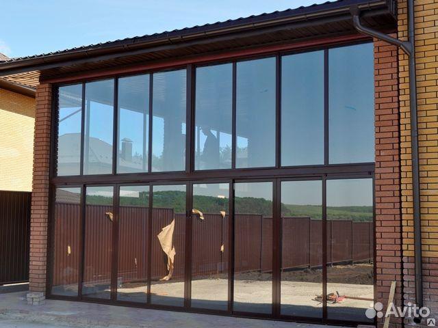 Пластиковые окна, балконный блок и алюминиевы рамы festima.r.