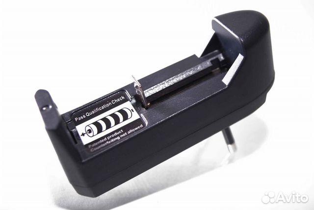 зарядное устройство для аккумулятора 14500 18650 купить в