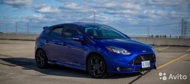 ford focus 3 st