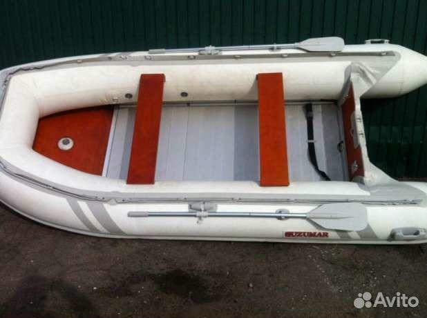 купить лодку надувную сузумар