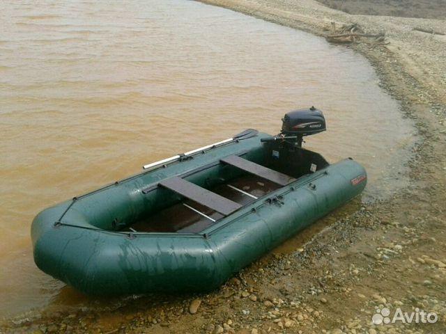 купить лодку с мотором в мурманске