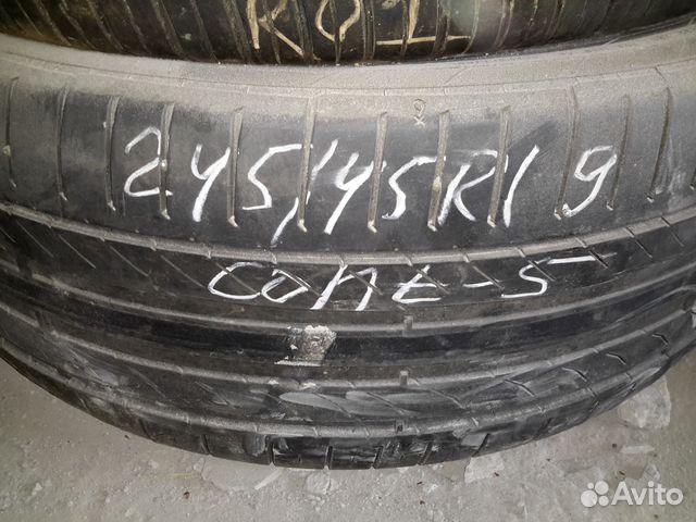 245 45 r19 Continental 5 б/у купить 1