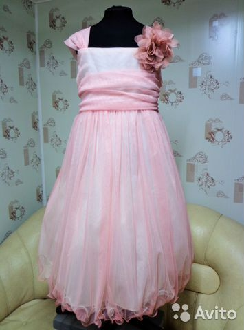 9634c166fd1 Нарядное платье на девочку 9-10 лет из США купить в Ростовской ...