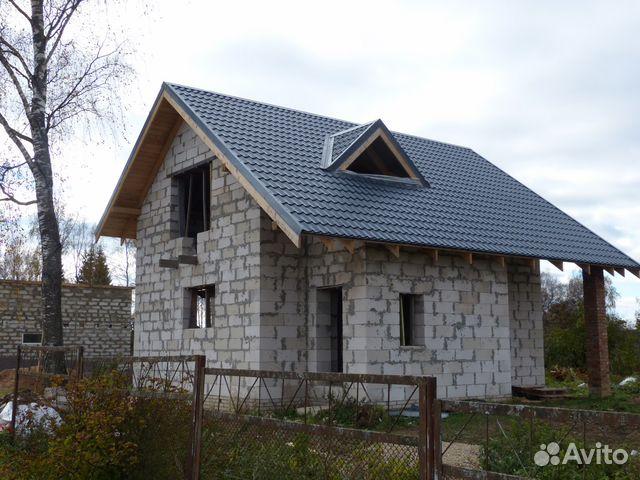 Дом 110 м² на участке 25 сот. 89190465251 купить 1
