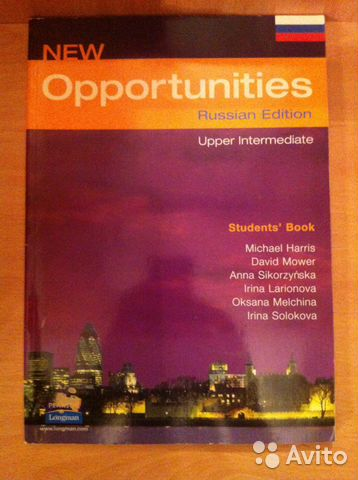 New Opportunities Upper Intermediate Student Book