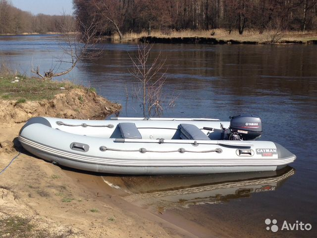лодка кайман в липецке