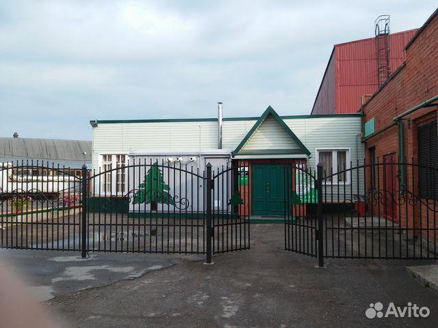 Production premises, 6,000 m2
