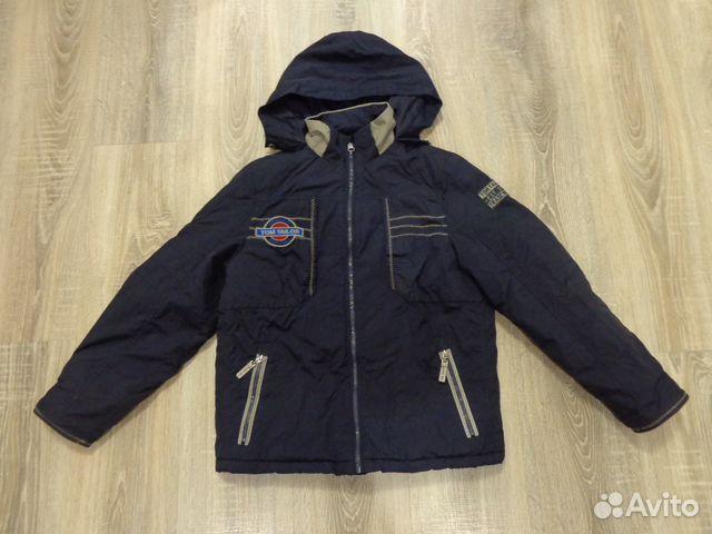 89179847244 Отличная теплая куртка Tom Tailor