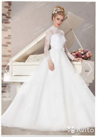 f71d84f4cfe Оригинальное Свадебное платье NS007. Доставка. 50