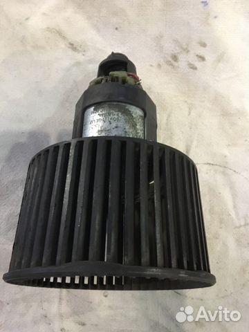 Мотор печки отопитель салона Ауди 100 C3 44 кузов— фотография №2