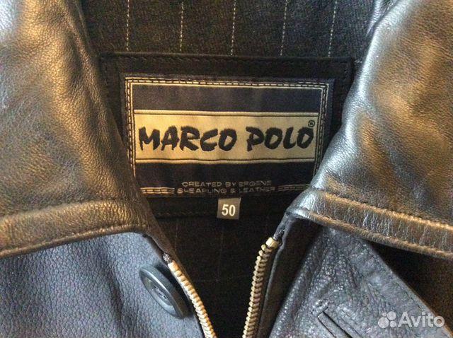 2d69dd6d2bf5 Куртка Marco Polo мужская,новая купить в Москве на Avito ...