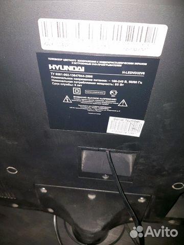 Hyundai телевизоры на запчасти купить 2