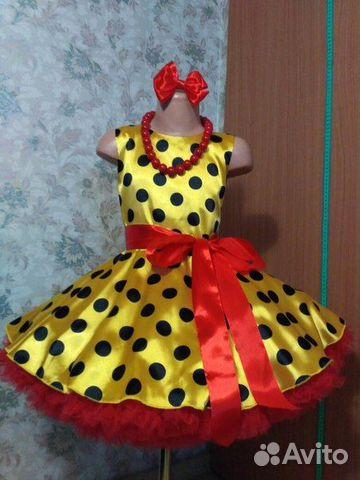 6a28f790a12 Модное платье на девочку