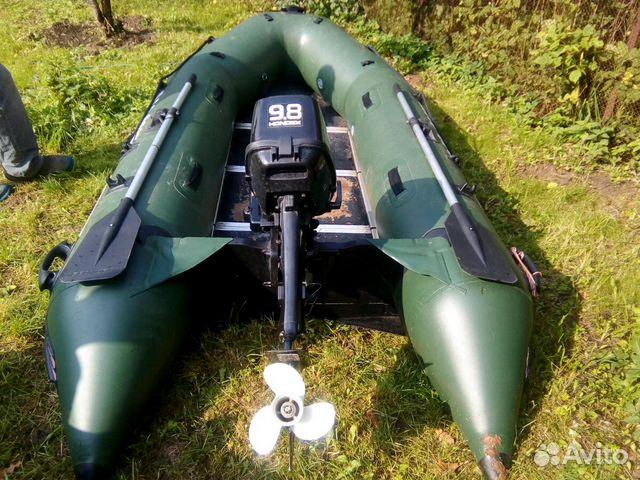 Купить мотор на лодку пвх в красноярском крае