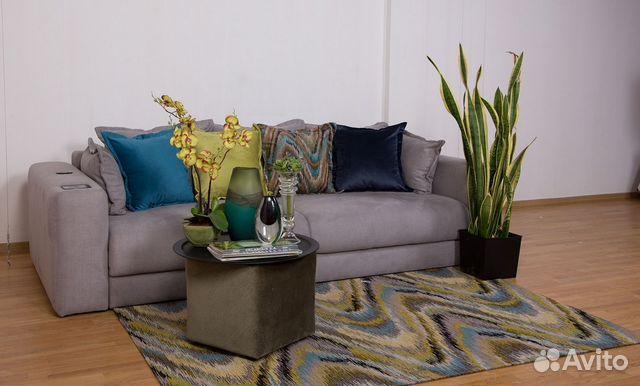 Ковры придиванные + декоративные подушки 89274474027 купить 6