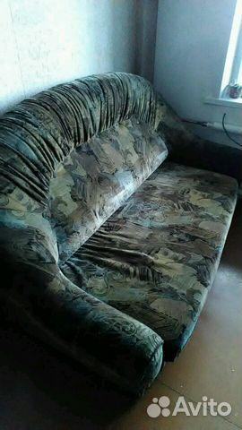 мягкий уголок диван 2 кресла купить в иркутской области на Avito