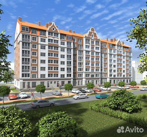 3-к квартира, 93 м², 4/8 эт. 84012521099 купить 1