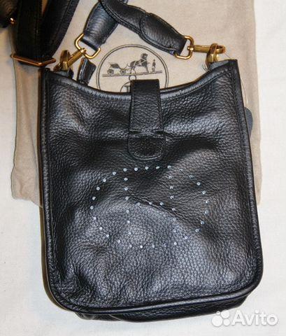 d273de5d5da6 Стильная женская кожаная сумка планшет -H- black купить в Москве на ...