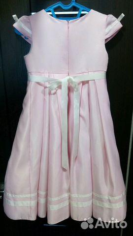 Платье Unona, размер 122-128 купить 2