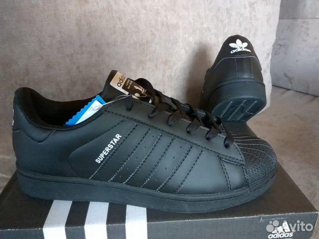 9a02c90ffbe3 Adidas superstar черные кроссовки кеды   Festima.Ru - Мониторинг ...