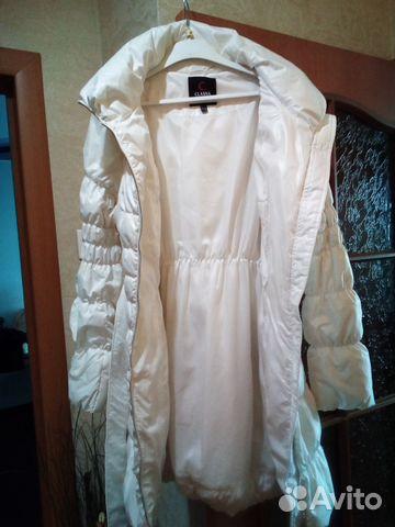 Пуховик, пальто осеннее, плащ 89236951023 купить 2