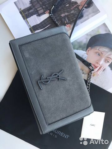 Женская сумка ysl yves saint laurent купить в Москве на Avito ... 511ca756269