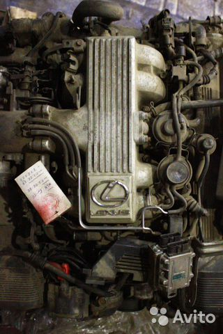 Swap комплект Двигатель Toyota 1uz-fe non vvti