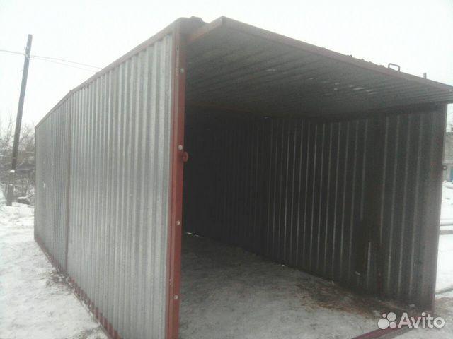 Бу металлический гараж в самарской области куплю гараж воронеж проспект труда
