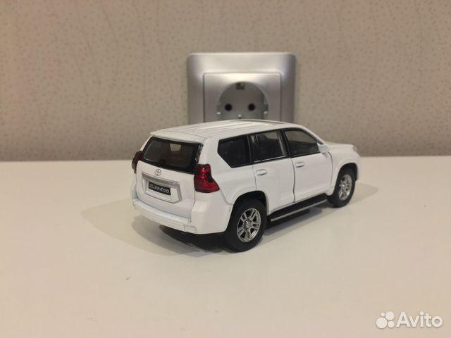 1b20418a931f Модель автомобиля Toyota Land Cruiser Prado купить в Санкт ...
