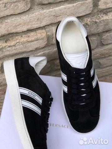 Новые мужские кроссовки Versace 44   Festima.Ru - Мониторинг объявлений e0e0a0850ab