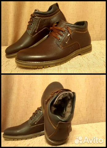f3c33ab2e Мужская обувь зимняя и осенняя(новая) купить в Санкт-Петербурге на ...