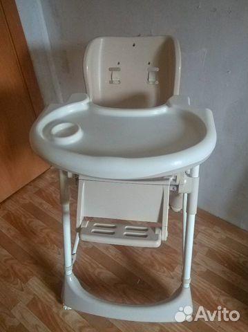 стульчик для кормления Happy Baby Kevin купить в ленинградской
