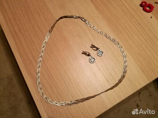 227d32641874 Ювелирные изделия из чистого серебра   Festima.Ru - Мониторинг ...