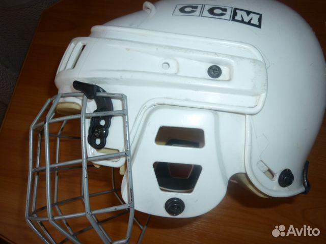 89131896050 Шлем хоккейный CCM