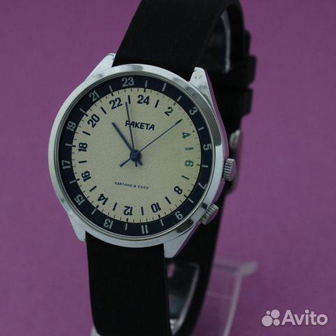 3dba00d472d73 Часы Ракета СССР 24 часа в | Festima.Ru - Мониторинг объявлений