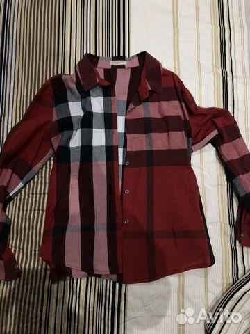 3bd66850ca44 Рубашка burberry оригинал   Festima.Ru - Мониторинг объявлений