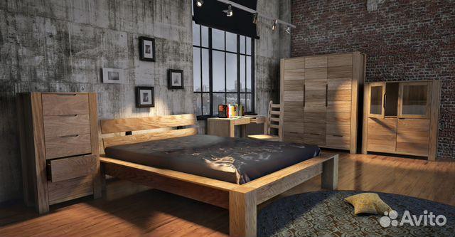 спальня из массива Festimaru мониторинг объявлений