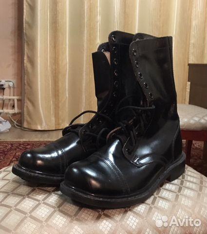 0105d0d16 Армейские ботинки fapla, Ангола купить в Москве на Avito ...