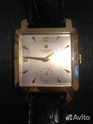Часы золотые Geneva в Москве