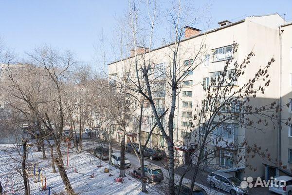 Продается трехкомнатная квартира за 5 500 000 рублей. Пионерская,14.