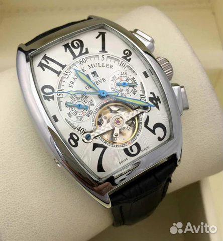 a652eeaa Часы Frank Muller White + доставка по спб купить в Санкт-Петербурге ...