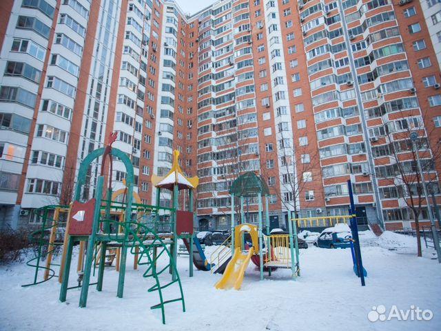 Продается трехкомнатная квартира за 14 947 000 рублей. г Москва, ул Клинская, д 14 к 1.