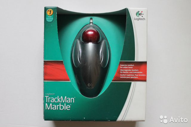 LOGITECH TRACKMAN MARBLE DRIVER FOR WINDOWS 7