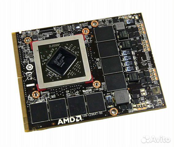 Видеокарта MXM Radeon HD6970M gddr5 2GB iMac 2011