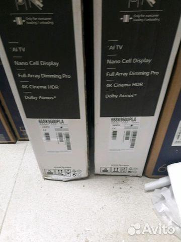 Телевизор LG 55C8PLA  4K новый с годовой гарантией купить в Москве